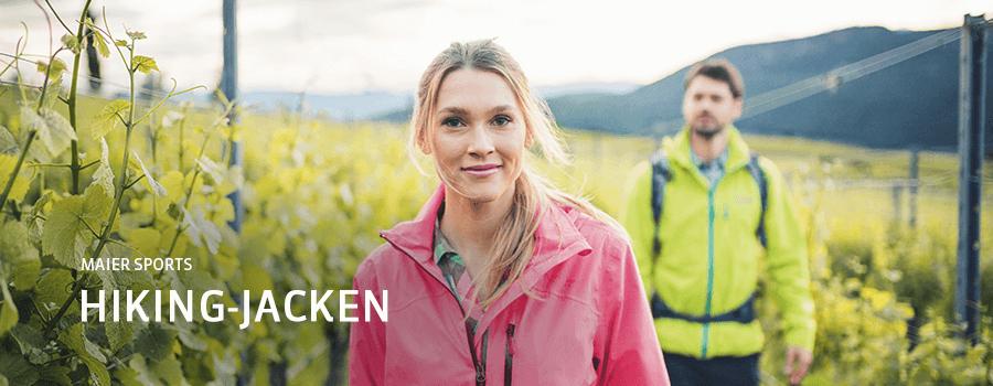 Maier Sports Hikingjacken